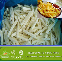 IQF Frozen Holland Potato Chips, 10*10cm Natural Length Frozen French Fries