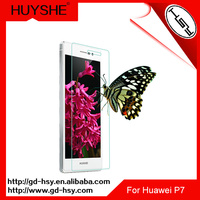 HUYSHE 2.5d 0.3mm mirror reflect screen protector for for Huawei P7