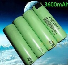 3600mah 18650 high capacity batteries NCR18650G 3.7V 18650 li ion battery cell