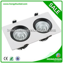 led recessed ceiling down cabinet ligh,thot sale led square downlight,new design,high power