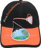 custom elastic sweatband flex fit hat