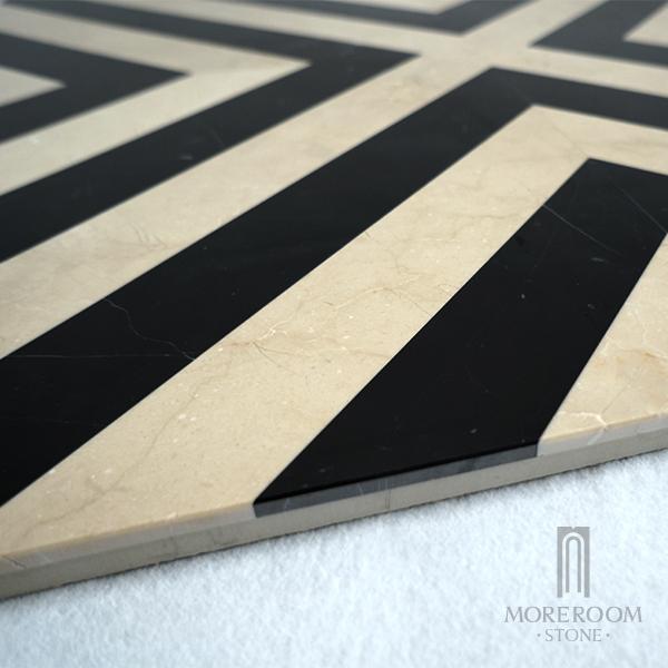 MPHI01G66 Moreroom Stone Waterjet Artistic Inset Marble Panel-4.jpg