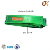 Promotion clear stand up pouch bag/stand up zipper bag for liquid/clearplastic bag