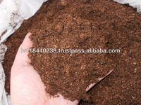 Natural peat moss