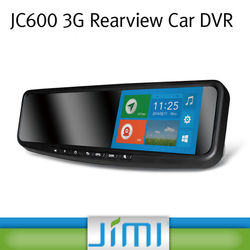 JIMI 3G Rearview Mirror Smart Mirror Car Rear View Cameras For Cars Rear View Camera For Cars JC600