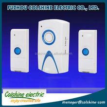 AC 220V-250V 35songs digital wireless plug in door bell
