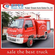 Foton 4X2 1000L mini fire truck sale