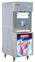 Factory Offer cheap 3 in 1 spaghetti ice cream machine