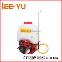 hot sale 25L 139F engine 4 stroke agriculture knapsack power sprayer LY809A