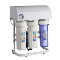 new RO water filter with cover