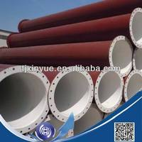 BS5950 Structure Pipe, ASTM A572 GR 50 Welded Steel Pipes, API 5L Water Treatment Line Pipes