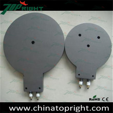 Excellent thermal conductivity various shapes electric aluminum cast in heater