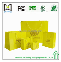 Professional customized luxury paper bag,paper bag for gift