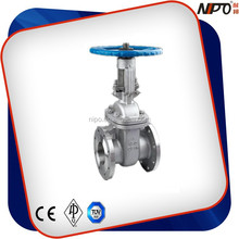 Cast Stainless Steel/CF8M/CF8/SS304/SS316/SS316L/SS304L API Flanged Gate Valve With Handwheel