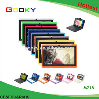 Clearance sale tablet 7 inch Q88 wifi mp5 android mini pc