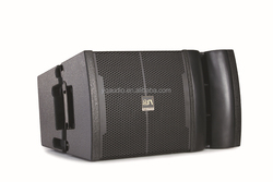 best quality wooden neodynium 2-way line array vrx932 with CE ROHS ISO