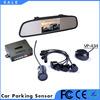 TFT LCD display 4.3 inch mirror video parking sensor