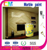 Excellent performance interior wall paint Marble paint