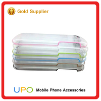 [UPO] Fancy Hard plastic cell phone cases for iphone 6 with colours bumper
