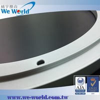 Top Taiwan quality control surface anodized aluminum cnc milling service