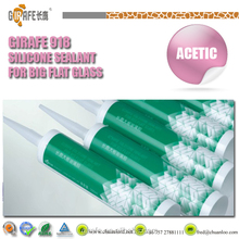 High Quality Interial&External Non-toxic Glass Silicone Sealant