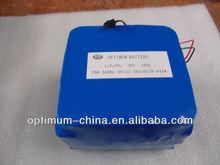36V 10AH electric scooter battery pack with suitable PCM
