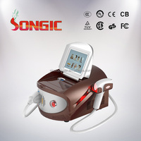 2014 new fashion portable hair remover 808nm Diode Laser Hair Removal Machine