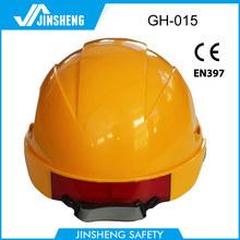 safety hard hat with led light