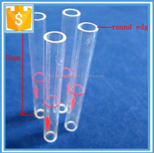 Transparent quartz products made in China