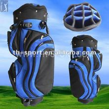 2012 NEW leather golf cart bag