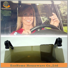 HD vision visor,day and night anti-glare car sun visor