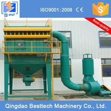 Fume extraction and dedusting systems