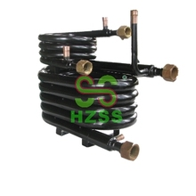 coaxial heat exchanger