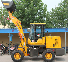 1800KG Capacity compact new rc front end loader for sales