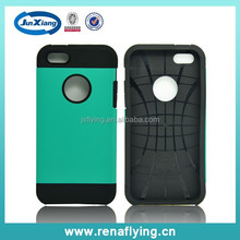 New product luxury style hybrid tough armor for iPhone 5 China supplier