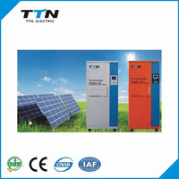 10KW Off Grid Ground-mounted Solar Power System configurated with solar panel,solar controller,inverter and battery