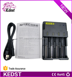 The Most Durable Battery Charger Brand NiteCore Portable Power Charger 18650 Lithium Battery and Charger