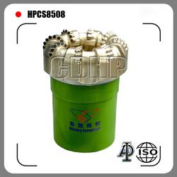 Chengdu pdc diamond core drill bits for drilling limestone/claystone/clay/basalt