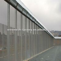 358 prison mesh fence for high security place (ISO1900:2000)
