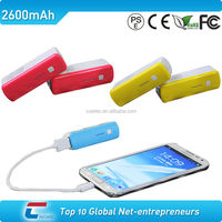 most popular Xmas mini power bank for smart phones
