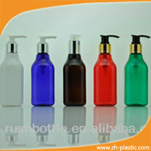 200ml PET square plastic bottle