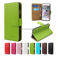 Simple Designs Wallet Style Flip Stand Leather Case for BLU ADVANCE 4.0/A270A