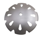 agricultural machinery parts Boron Steel disc blade