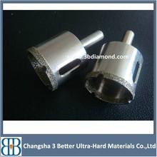 Electroplated Diamond drill bit/diamond hole saw/diamond glass bit