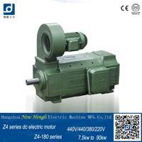 china 5kw carbon brush electric dc motor