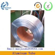 1070 morbido tubo di alluminio per il radiatore