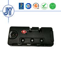 Custom travel product dial reset luggage lock