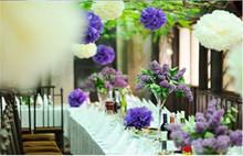 Wedding Paper Balls flowers for wedding