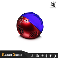 portable wireless wholesale bluetooth speaker with led light