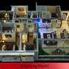 simple and comfortable house building plans/ house models